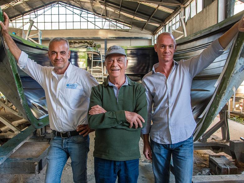 Gozzi Mimì - Senes Family
