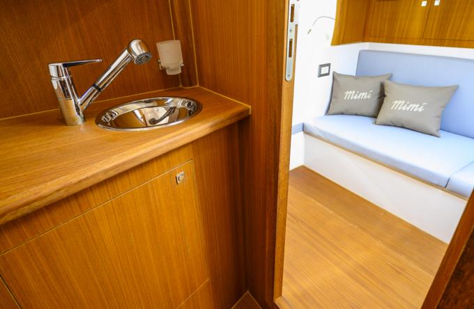 lavabo gozzo legno